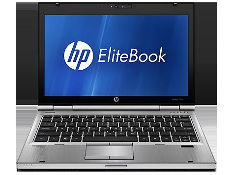 Hp Elitebook 2560p (Front view)