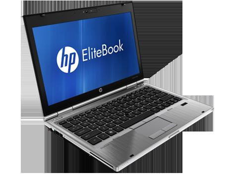 Hp Elitebook 2560p (Side view)