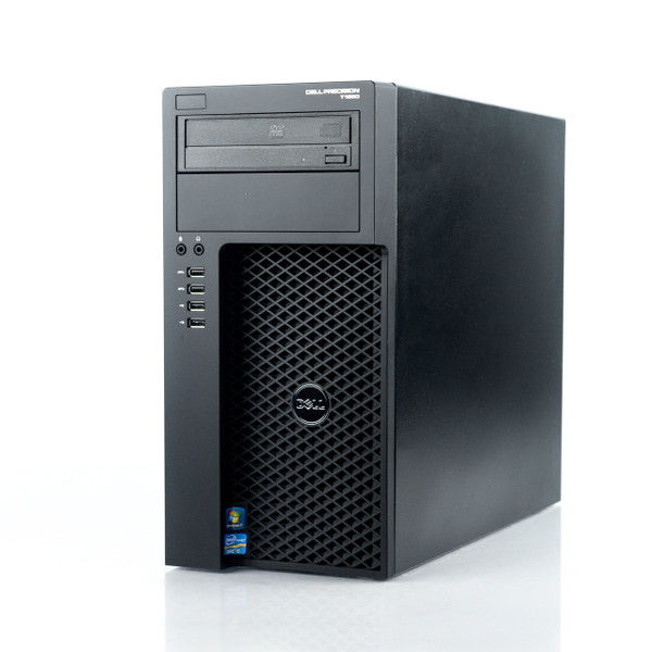 Dell Precision T1650 - Front View