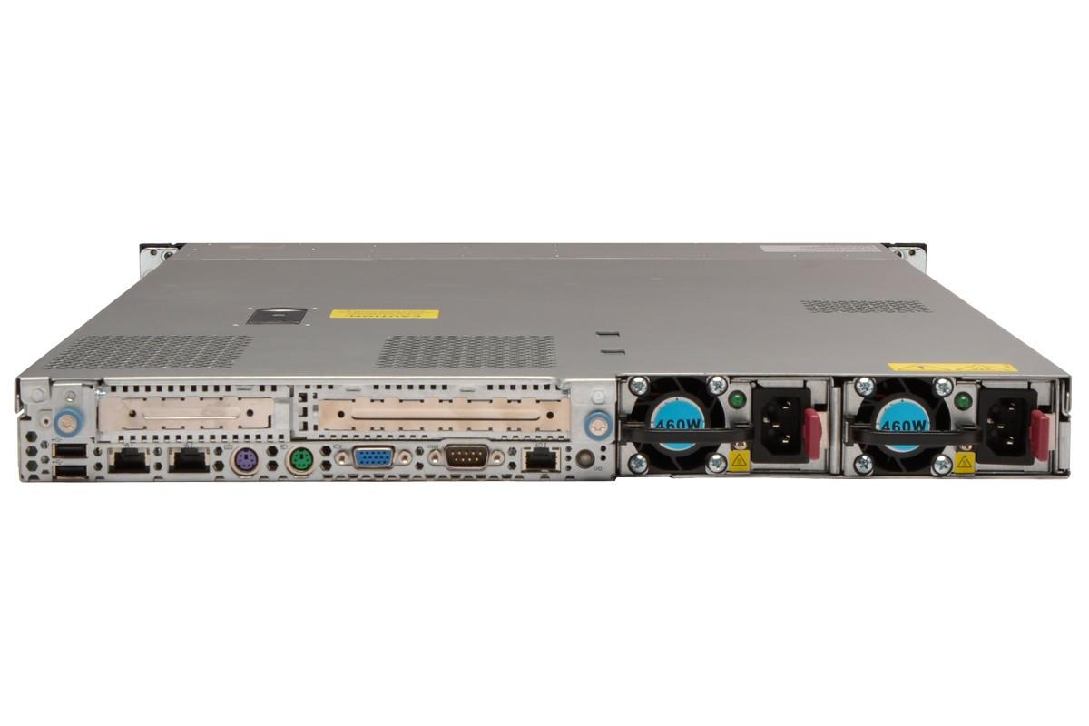 HP PROLIANT DL360 G6 CTO RACK SERVER 484184-B21 - Rear view