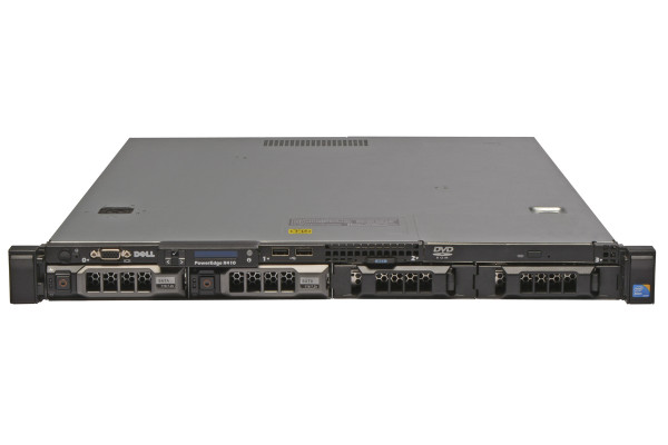 DELL PowerEdge R410 - Front View