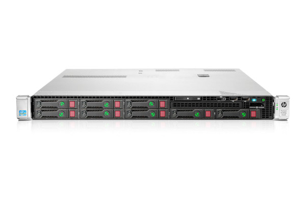HP-ProLiant-DL360P-G8-1U-Rackmount Server-2x E5-2690-16GB-RAM-FRONT VIEW