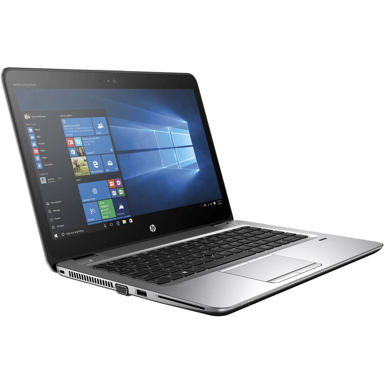 HP 840 G3 - Core i7-6500U - 256GB mSATA SSD