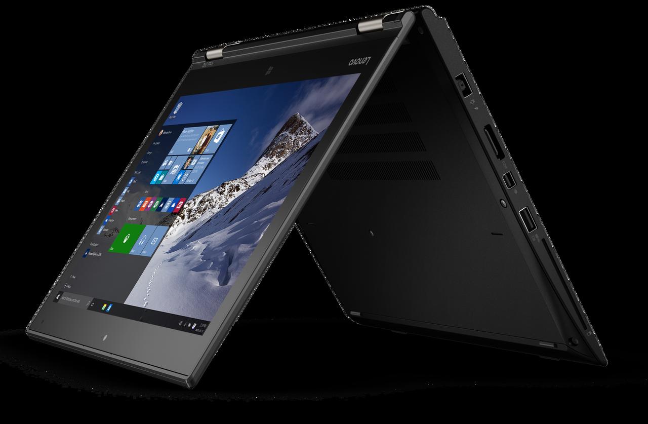 Lenovo Yoga 260 - Core i7-6500U - 256GB mSATA SSD