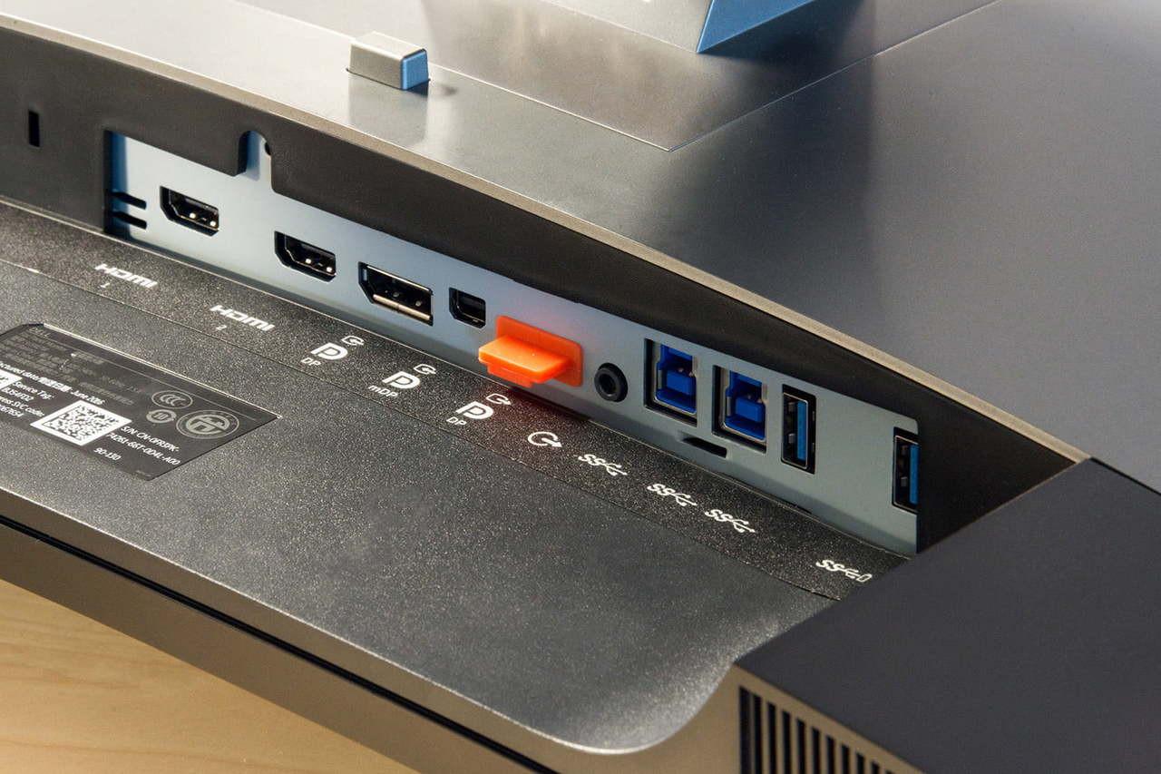 "Dell UltraSharp U3417W 34"" Curved Monitor"
