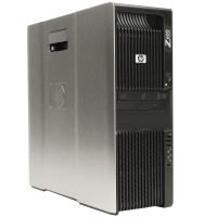 HP Z600 - 2x Intel Xeon X5675 ( 6 Core 3.06GHz/ 3.46GHz ), 32GB RAM, 480GB SSD, GTX 1650 4GB, Windows 10 Pro