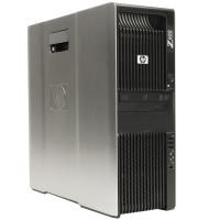 HP Z600 - 2x Intel Xeon X5675 ( 6 Core 3.06GHz/ 3.46GHz ), 32GB RAM, 480GB SSD, GTX 1650 4GB, Windows 10 Pro