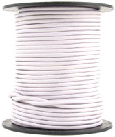 Lilac Forest Round Leather Cord 1mm 100 meters