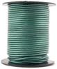 Turquoise Metallic Round Leather Cord 1.5mm 10 Feet