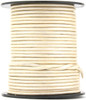 Pearl Metallic Round Leather Cord 1.5mm 10 meters (11 yards)