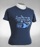 South Pacific Wash That Man Tee - Ladies