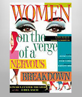 Women on the Verge... Poster