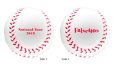 Falsettos Baseball Stress Reliever