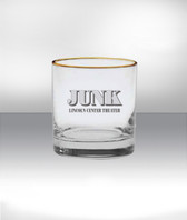 Junk - Rocks Glass