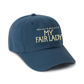 My Fair Lady - Baseball Cap - SHOP LINCOLN CENTER THEATER a11fdf279ab