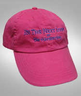 In the Next Room... Baseball Hat - Ladies