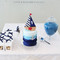 navy kids birthday cake