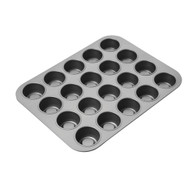 Chicago Metallic Professional 20-Cup Tea Cake Pan