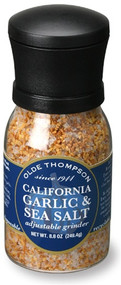 Olde Thompson 8.8oz Garlic & Sea Salt