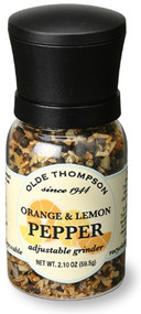 Olde Thompson 2.1oz Orange and Lemon Pepper