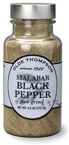Olde Thompson 6.2 oz Fine Malabar Pepper