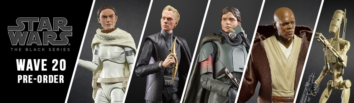 Star Wars Black Series Wave 20