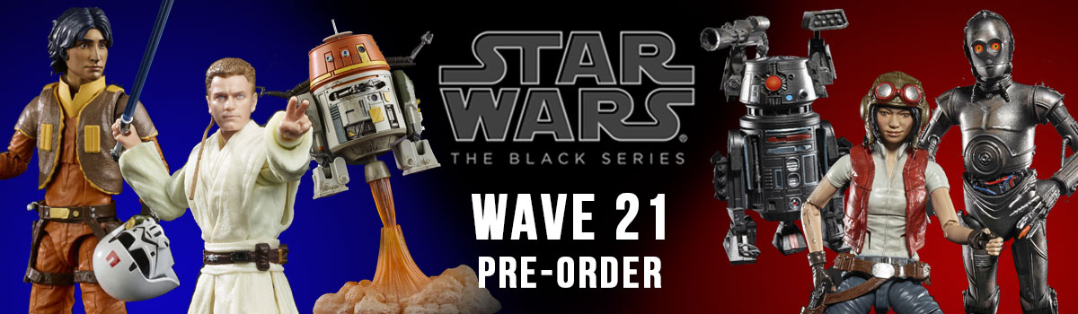 Star Wars Black Series Wave 21