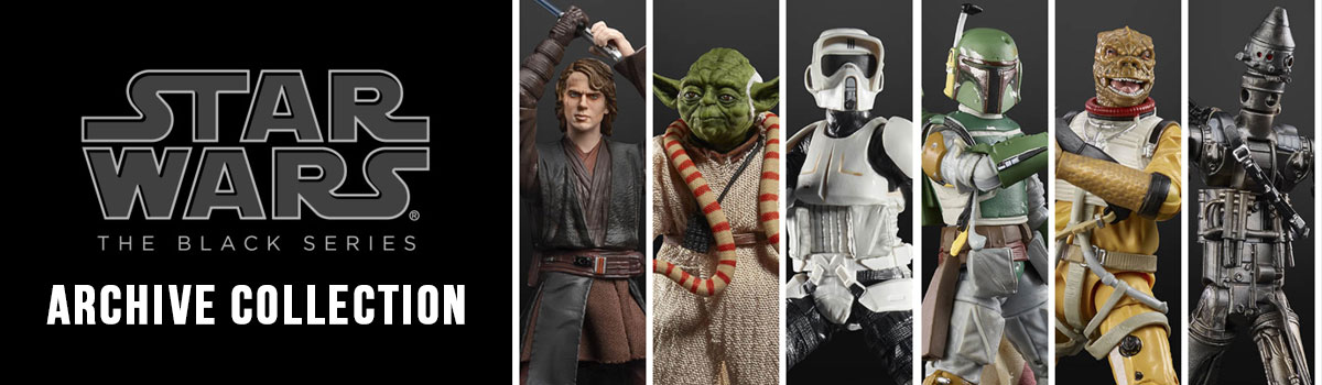 The Black Series Archive Collection