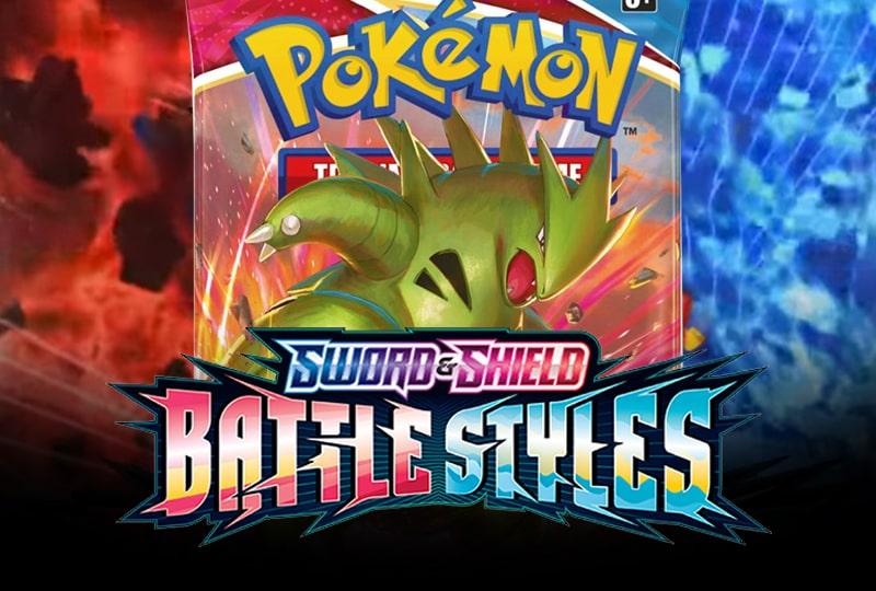 Pokemon Battle Styles Expansion
