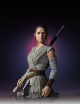 The Force Awakens Rey Mini Bust