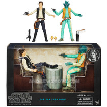 Black Series 6-inch Cantina Showdown Figure Set