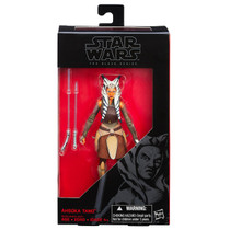 Black Series 6-inch 2016 #20 Ahsoka Tano (Rebels)