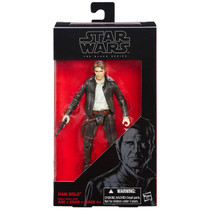 Black Series 6-inch The Force Awakens #18 Han Solo