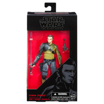 Black Series 6-inch 2016 #19 Kanan Jarrus (Rebels)