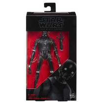 Black Series 6-inch Rogue One #24 K-2SO