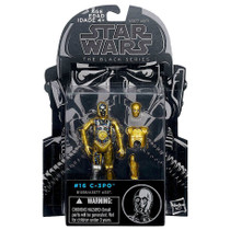 Black Series 3.75-inch 2014 #16 C-3PO (ESB)