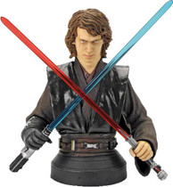 Anakin Skywalker EP3 Mini Bust (SDCC Exclusive)