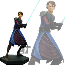 Clone Wars Anakin Skywalker Maquette