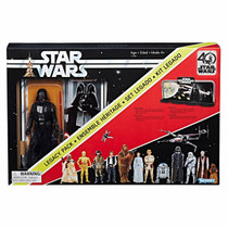 Black Series 40th Anniversary Darth Vader Early Bird Legacy Pack