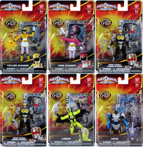 Power Rangers Megaforce Wave 2 Case of 12 Figures