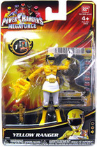 "Power Rangers Megaforce Yellow 4"" Ranger Figure"