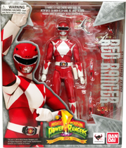 Mighty Morphin Power Rangers Red Ranger SH Figuart