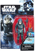 "Rogue One 3.75"" Admiral Raddus Action Figure"