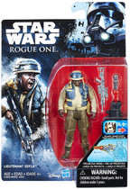 "Rogue One 3.75"" Lieutenant Sefla Action Figure"