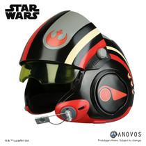 Poe Dameron Black Squadron Helmet by ANOVOS