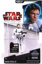 Legacy Collection 2009 Han Solo #BD02 (in Stormtrooper gear)
