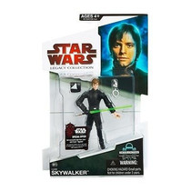 Legacy Collection 2009 Luke #BD16 (Not Mint Box)