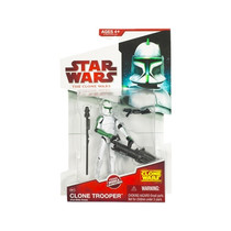 Clone Wars 2009 Clone Trooper 41st Elite #CW04 [Not mint Box]