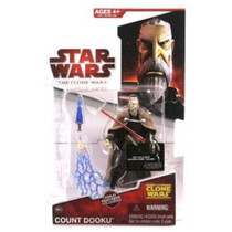 Clone Wars 2009 Count Dooku #CW27 [Not mint Box]