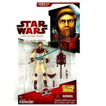 Clone Wars 2009 Obi-Wan Kenobi #CW12 (in space gear)